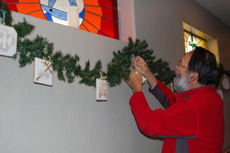 advent decorating mspc